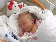 Danielka se narodila 21. listopadu paní Natálii Lerchové z Karviné. Porodní váha Danielky byla 3530 g a míra 50 cm.
