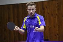Junior Radim Bako skvěle zastoupil zraněného Tibora Špánika.