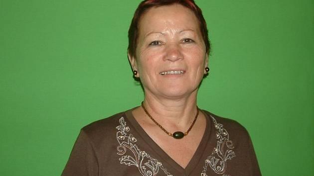 Marie Prášilová