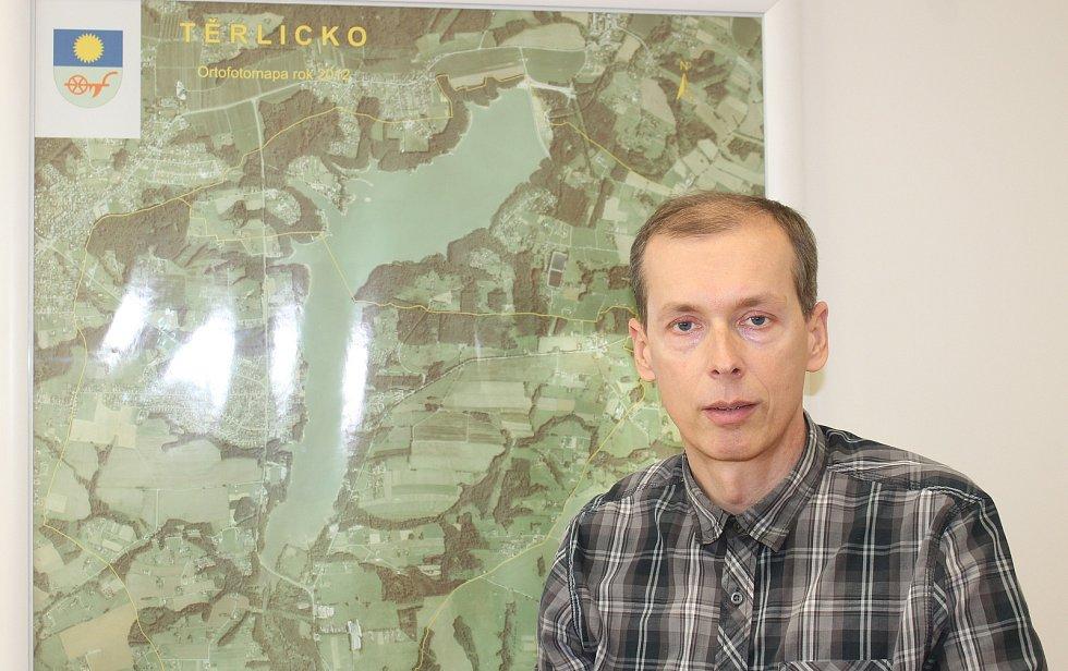 Těrlicko, starosta Martin Polášek.