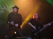 Od čtvrtka do soboty probíhal ve Vyšních Lhotách v podhůří Beskyd hudební festival Kamenité Open 2017. Největší hvězdou byla slovenská kapela Ravenclaw, s níž vystoupil legendární Kai Hansen, lídr kapely Gamma Ray.