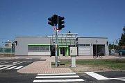 Moderní výukové centrum dopravní výchovy v Havířově-Šumbarku.