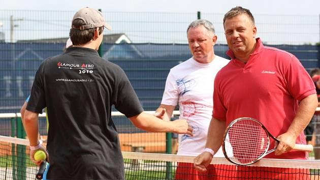 Tenisový turnaj hokejového klubu AZ Havířov.