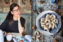 Foodblogerka Lucie Arichteva se při pečení cukroví drží léta prověřených rodinných receptů.