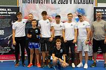 Havířovští kickboxeři uspěli na MČR.