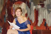 Zatím poslední příležitost setkat se s básněmi Katarzyny Gattnar byla akce Konverzace uměním v karvinské regionální knihovně.