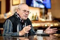 Slovenský herec Milan Kňažko.