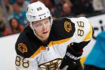 Davida Pastrňáka čeká premiérové Utkání hvězd NHL.