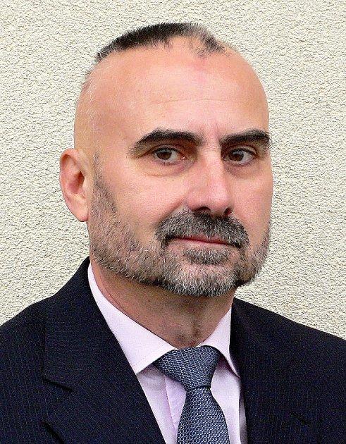 Předseda Hospodářské komory okresu Karviná Radomír Vilhan.