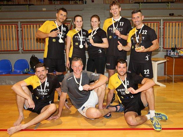 Vítězové turnaje Perfect Team BVK.