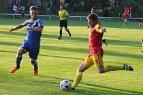 Havířovští fotbalisté utrpěli debakl, od Rýmařova už skoro tradiční.