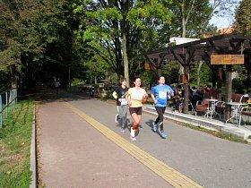 Městský běh Havířovská desítka 2016