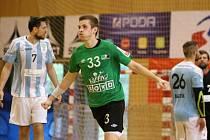 Lukáš Frančík dal Litovli devět gólů.