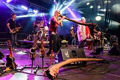 Přes tisíc lidí se v sobotu bavilo na 2. Rockování nad Olzou.