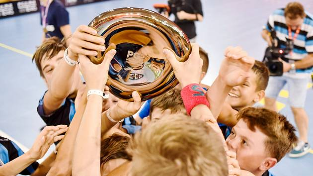 Mladí havířovští florbalisté dosáhli na titul z Prague Games.