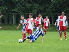 Fotbalistům Orlové se nadále nedaří.