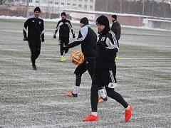 Fotbalisté znají plán zimní přípravy.