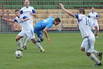 Petrovičtí fotbalisté doma ještě nebodovali.