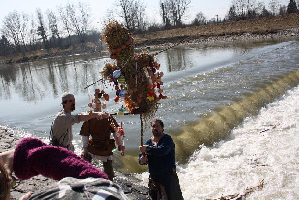 V Karviné utopili v řece Morenu