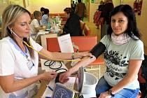 Den zdraví v havířovské nemocnici.