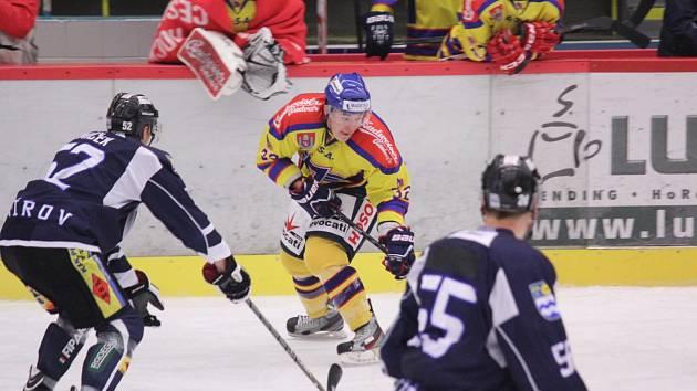 Hokejisté Havířova statečně bojovali, ale prohráli v prodloužení.