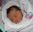Natálka se narodila 18. března paní Veronice Píšové z Havířova. Po porodu Natálka vážila 3660 g a měřila 49 cm.