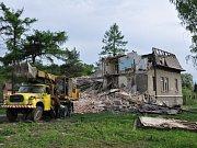 Hořínova vila je určena k demolici.