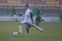 Fotbalisté Karviné prohráli v neděli s Příbramí 0:1.