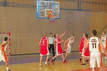 Basketbalisté Startu rozjeli play-off slibně.