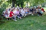 Vystoupení Dechového orchestru Krnovanka zKrnova v Havířově.