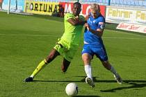 Karvinští fotbalisté si z Liberce odvážejí zasloužený bod.
