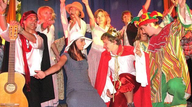 Školní divadelní představení