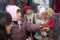V Bohumíně se v sobotu konal tradiční vánoční jarmark.