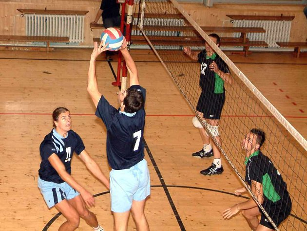 Volejbalisté Slavie Havířov chytili skvělou formu.