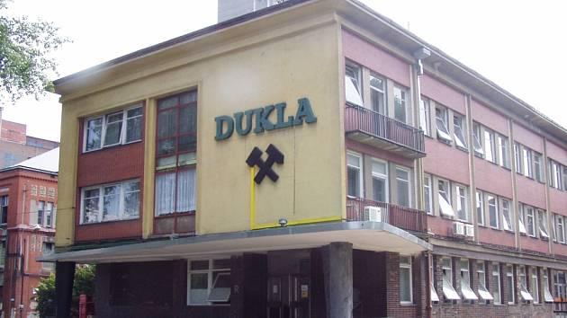 Důl Dukla v Havířově. Archivní snímek