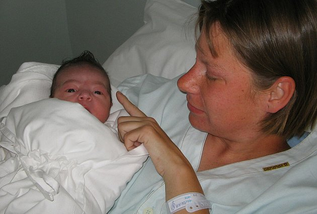 Anička se narodila 14. května paní Lence Kolářové z Doubravy. Po porodu holčička vážila 3260 g a měřila 51 cm.
