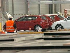 Ve výrobních halách Hyundaie byla zahájena výroba
