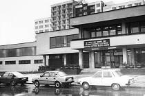 Hotel Impusl v době svého otevření