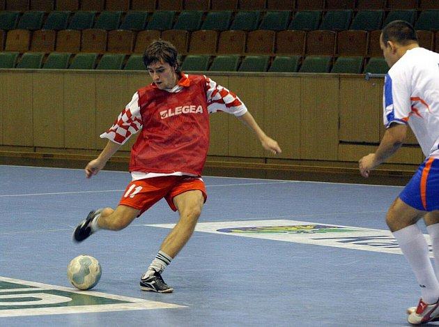 Futsalisté pokračují ve svých soutěžích.