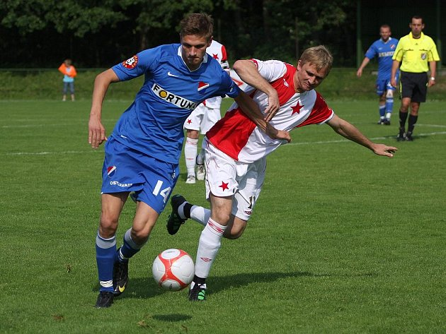 Orlovští slávisté se chtějí po vyřazení v poháru plně soustředit na divizi, ve které je řada odborníků pasuje na jednoho ze tří největších favoritů soutěže.