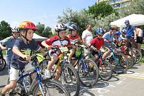 Tradiční cyklistické závody dětí v Havířově