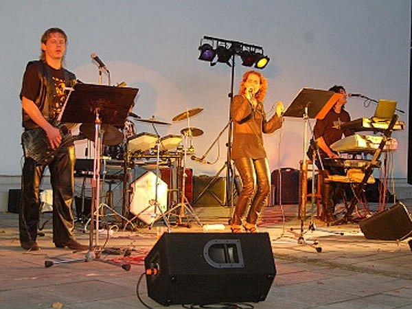 Ilustrační snímek z hudební show v Bohumíně