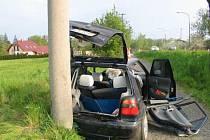 Nehoda v Orlové