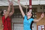 Karvinské volejbalové juniorky si zahrají skupinu o záchranu.
