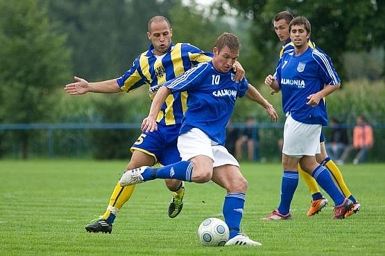 Petrovičtí fotbalisté zvítězili, když doma porazili Lískovec.