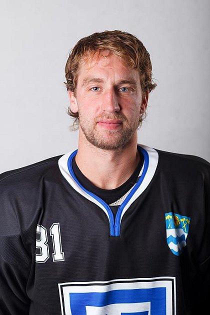 Robert Najdek věří, že jeho mladí spoluhráči mají na první ligu a někteří i na extraligu.