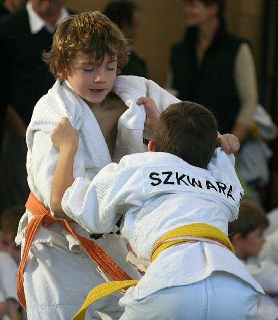 V sobotu můžete vyrazit na turnaj MSK Judo Karviná, kde se utkají nejmenší a žákovští judisté.