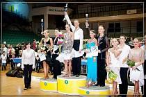 Ostravské republikové mistrovství posunulo taneční pár na další šampionáty. Nyní jsou nominováni na Mistrovství Evropy, které se koná koncem března v Moskvě.