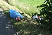 Tragická nehoda motocyklisty v Soběšovicích