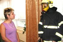 Výstava mapuje historii hasičství v Šenově až do současnosti